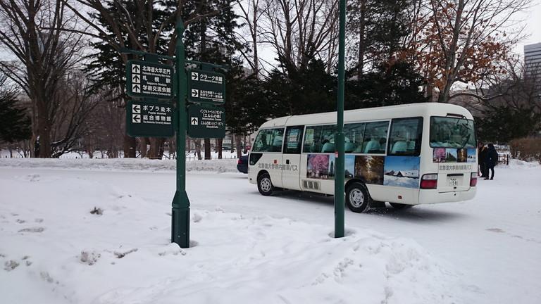 北大循環バス