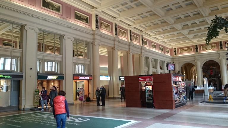 ウォーターフロント駅2