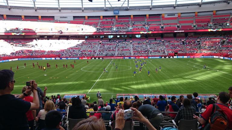 日本代表試合