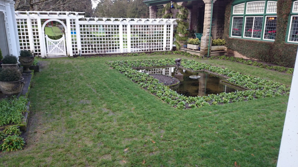 ブッチャー夫人の個人庭園3