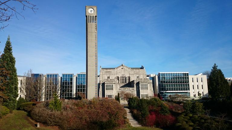ブリティッシュコロンビア大学