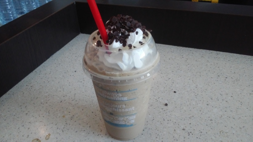 Tim Iced capp