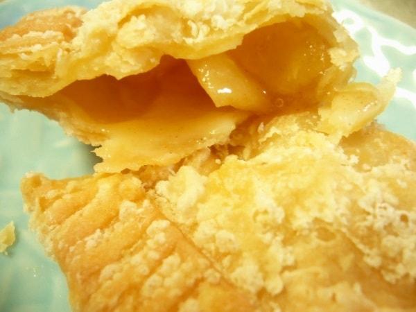 ごろごろりんごのアップルパイ(中)