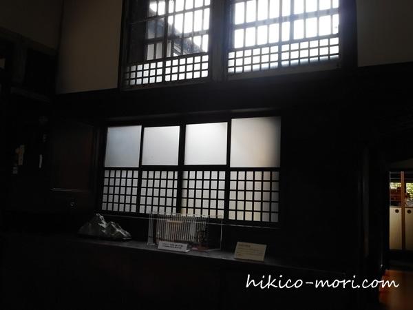 旧小澤家住宅の台所