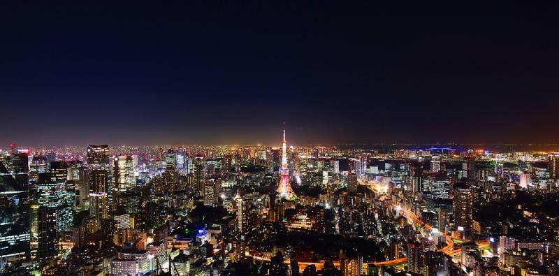 東京ほど人の人生を表すところはない
