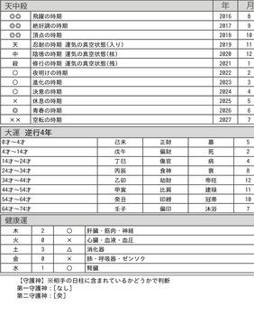 古坂大魔王 ピコ太郎の四柱推命運気鑑定