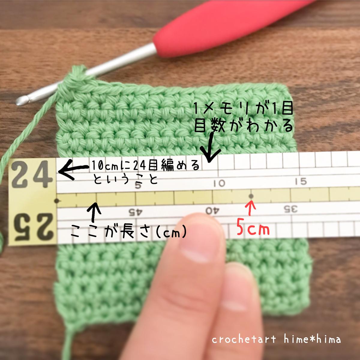 ゲージメジャーの使い方測り方