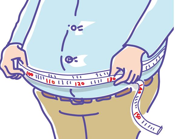 太りやすくなる年齢
