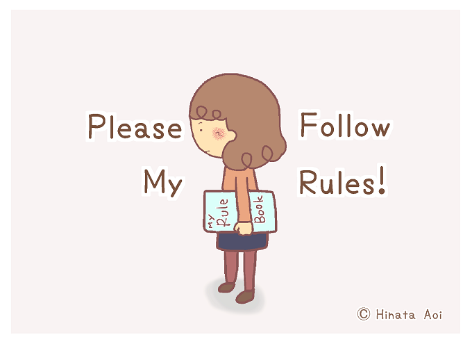 f:id:hinataaoi:the rules