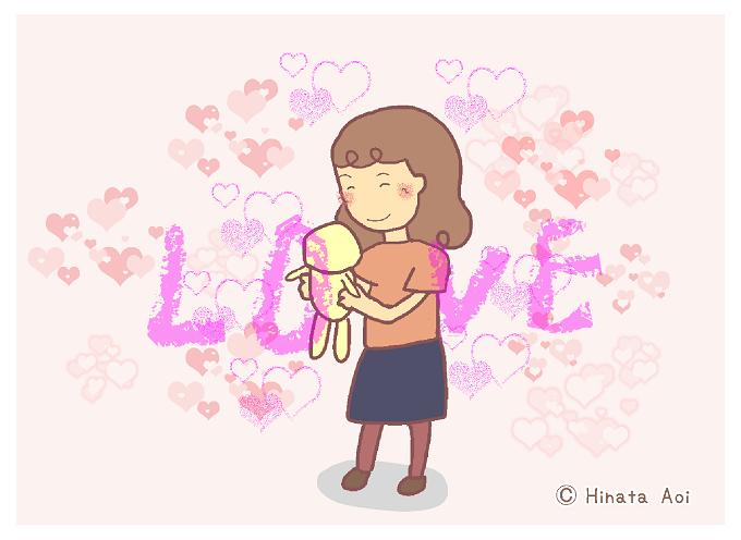 f:id:hinataaoi:love