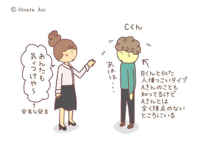 f:id:hinataaoi:office romance 2