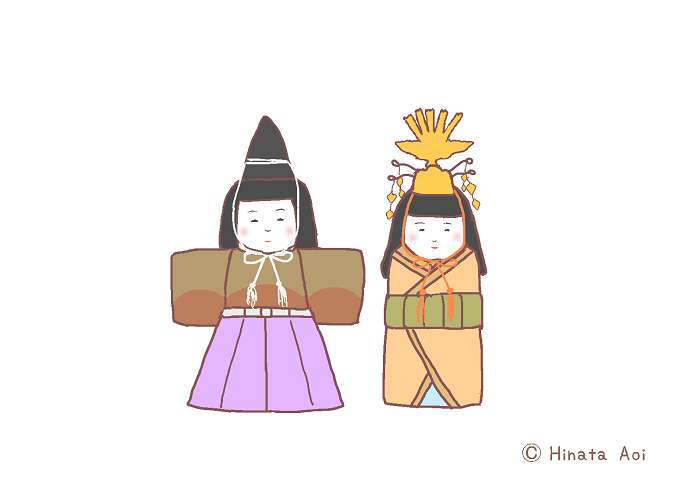 f:id:hinataaoi:Hina doll 2