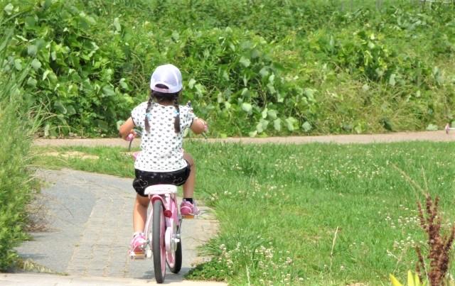 子供 自転車 サイクリング 安全に