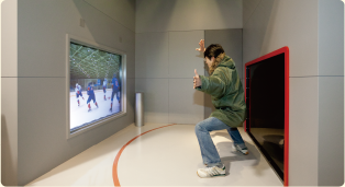 オリンピックミュージアム アイスホッケー ウィンタースポーツ 札幌オリンピック