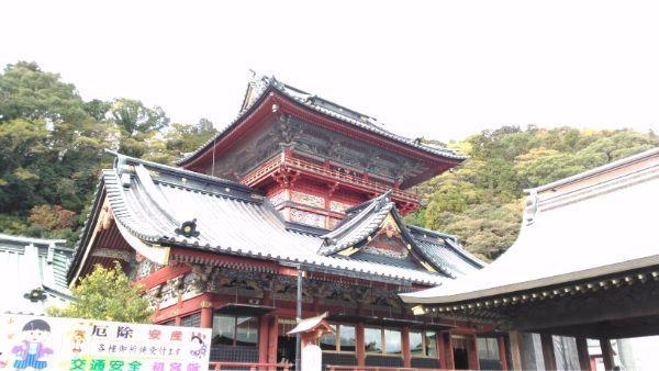 浅間造の大拝殿