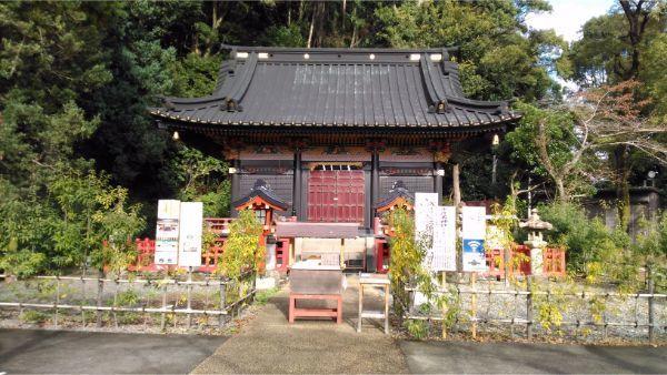 少彦名神社の正面