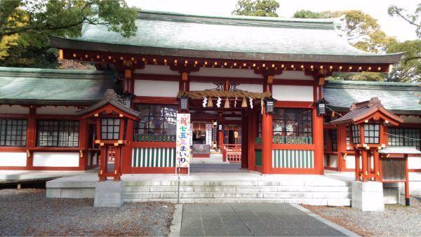 大歳御祖神社の神門