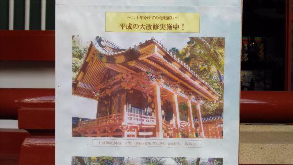 大歳御祖神社の本殿
