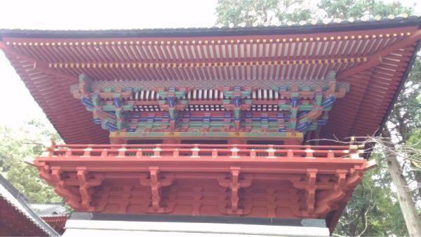 久能山東照宮の鼓楼