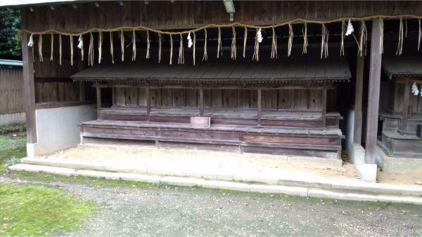 草薙神社の境内社