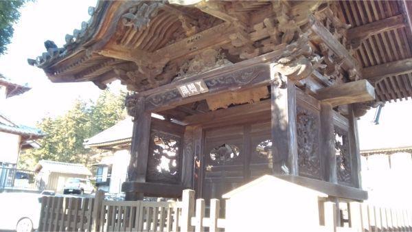 光徳寺の不開門