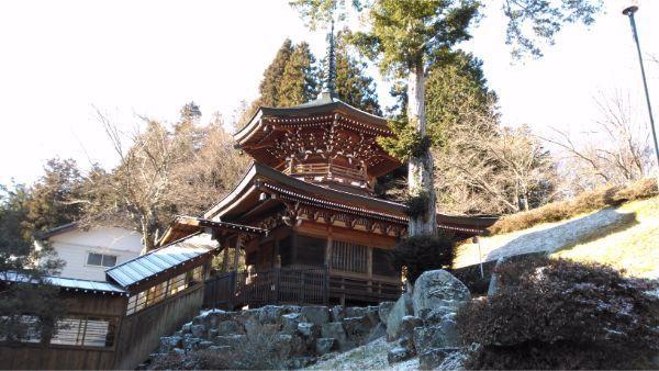 光徳寺の仏舎利殿