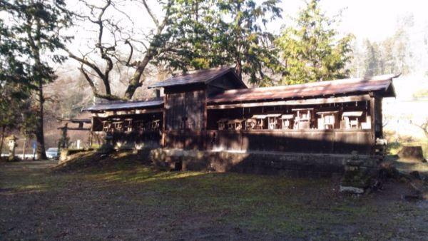 日置神社(北陸郷)の境内社