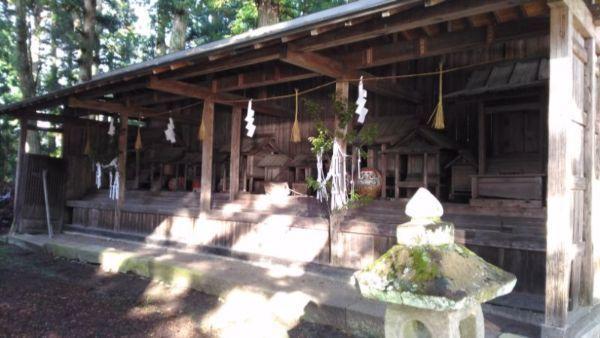 日置神社(上生坂)の摂社末社