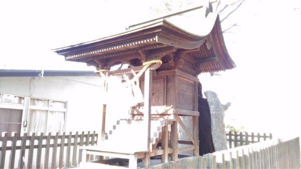 若宮八幡社本殿