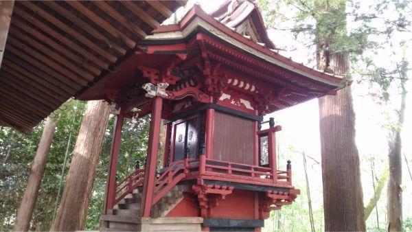 犬島神社本殿