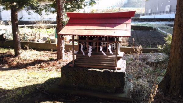 八王子神社の境内社