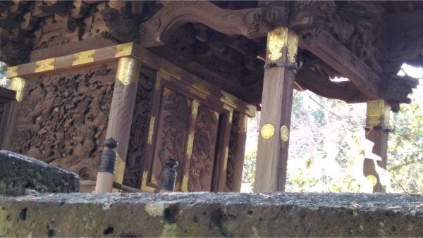 生出神社本殿