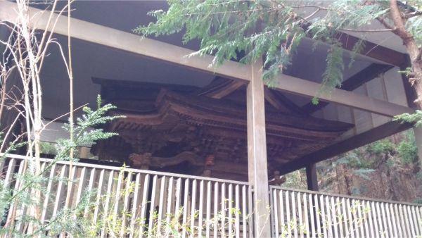 稲村神社本殿
