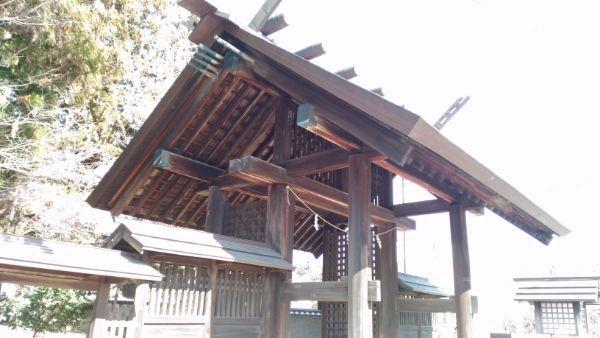 猿投神社の総門