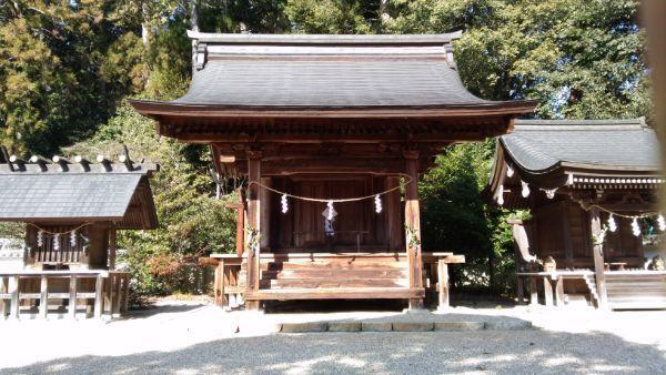 猿投神社の境内社