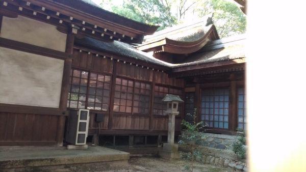知立神社の社殿