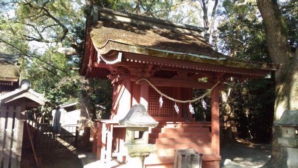 知立神社の親母神社