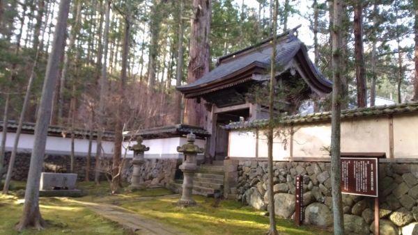 貞祥寺総門