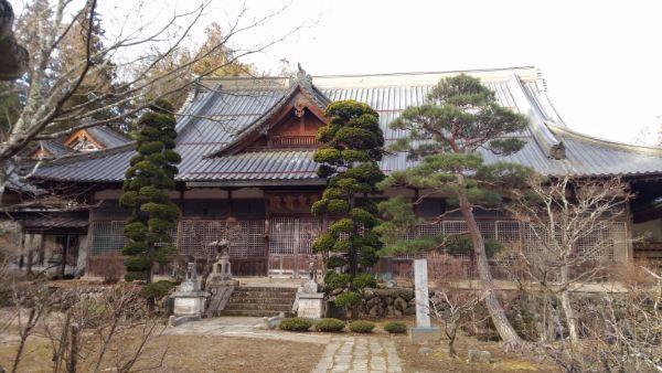 貞祥寺本堂