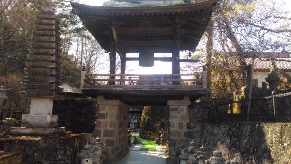 医王院鐘楼門