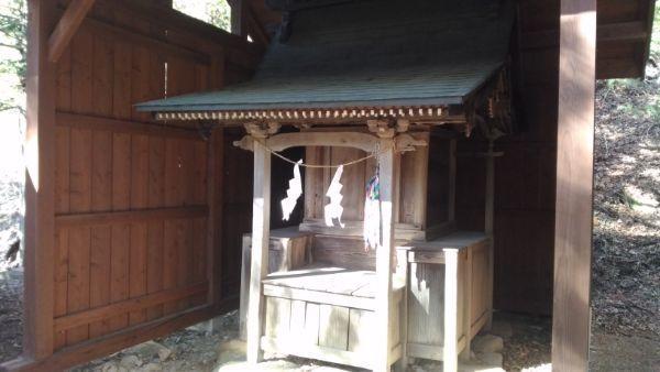 諏訪神社の摂社