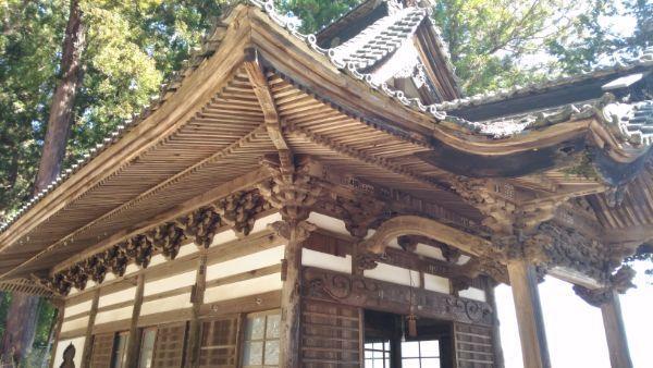 妙法寺仏堂