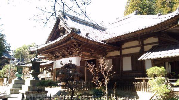 妙法寺の客殿