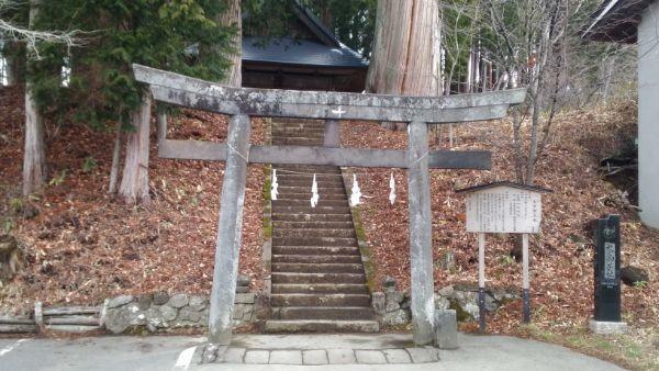 火之御子社の入口