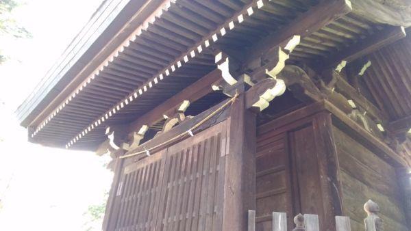 治田神社の境内社