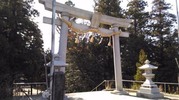 佐良志奈神社の東側入口
