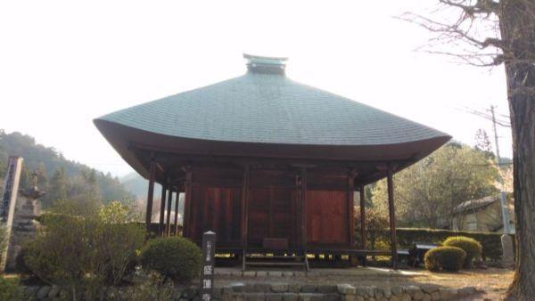 盛蓮寺観音堂