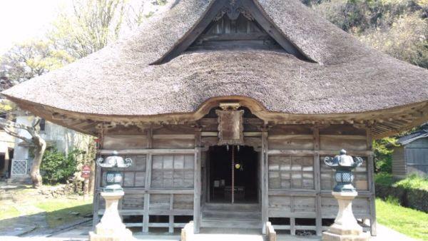 拝殿の正面