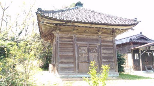 五智国分寺経蔵