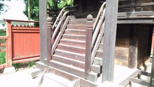 武内大神の木階